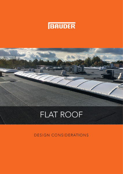 Flat Roof Design Considerations - Bauder