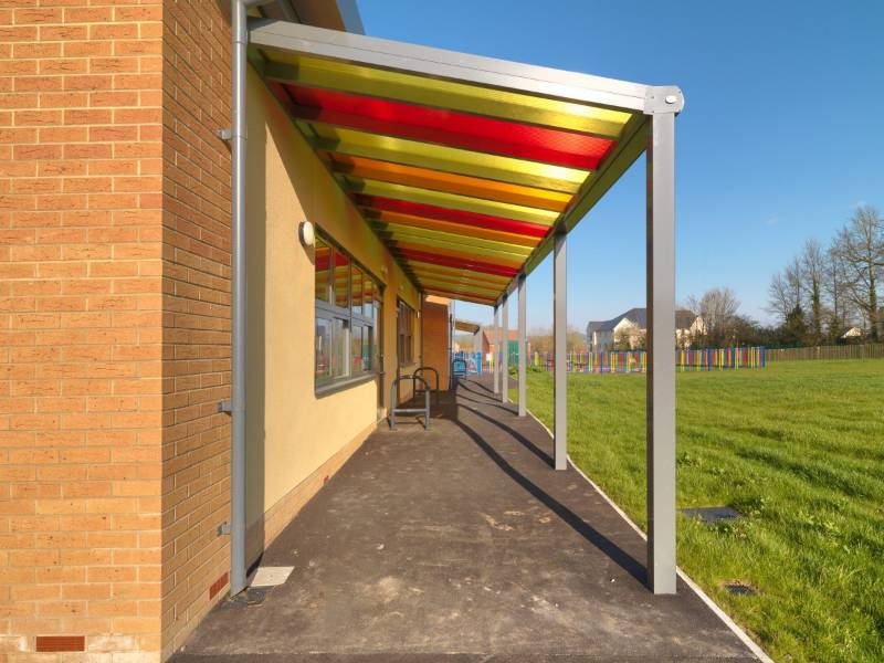 Spaceshade Lux Lean-to Canopy