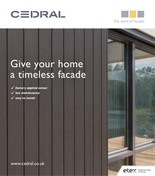 Cedral Facades Inspiration Brochure