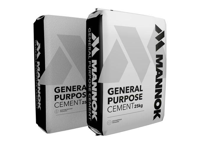 General Purpose 32.5 R Bagged Cement