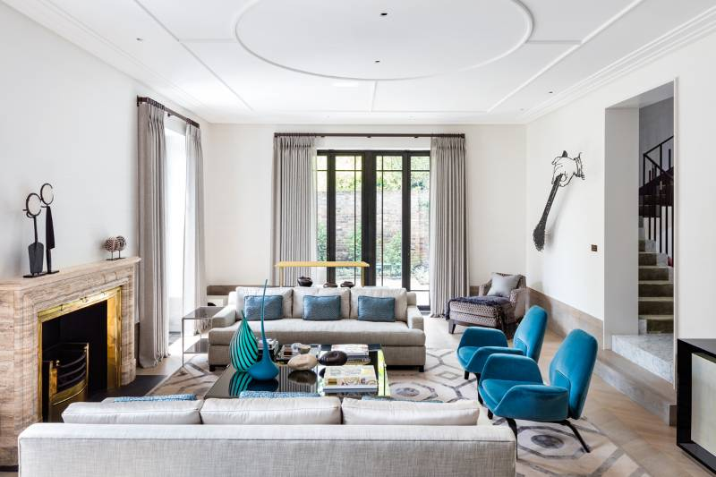 Barre Couture to private London Residence