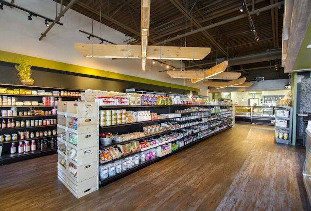 Polyflor installed at Agora Fine Foods deli