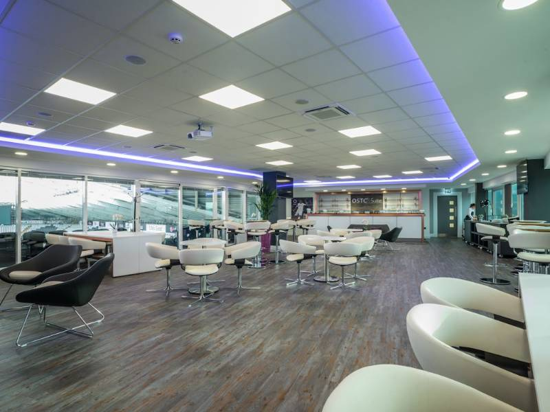 Expona Commercial LVT adds high design appeal to Liberty Stadium