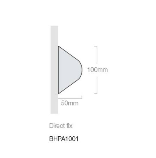 BHPA100 Bed Head Protector