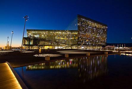Harpa Concert Hall and Conference Centre Reykjavik