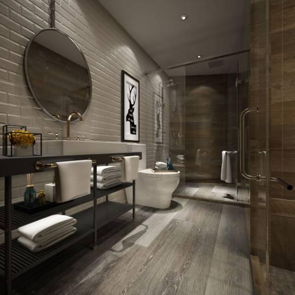 Impervia® Luxury Vinyl Flooring - Rigid Stone Composite Vinyl Plank