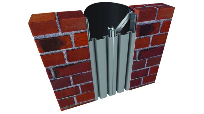 616 Series Wall to Wall Expansion Joint System