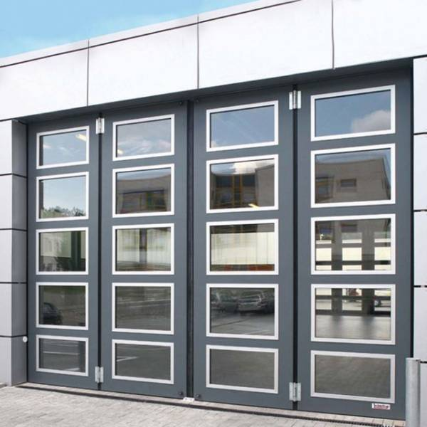 Folding Sliding Steel Door FE