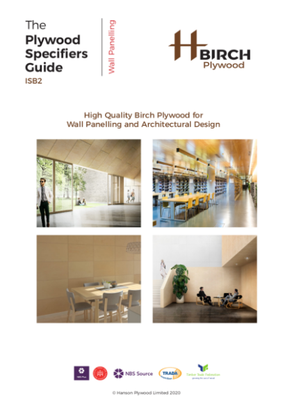 H Birch Plywood for Wall Panelling & Architectural Design