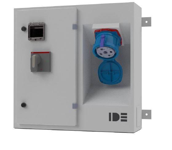 Mobile MRI-CT-PET Power Supply