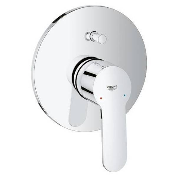 Eurostyle Cosmopolitan Single-Lever Bath Mixer Trim