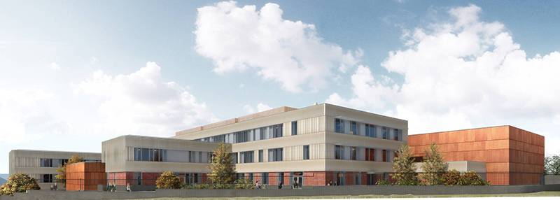 Sopralene Flam 250AF used on first UK Passivhaus school