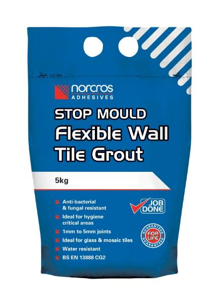 Stop Mould Flexible Wall Grout