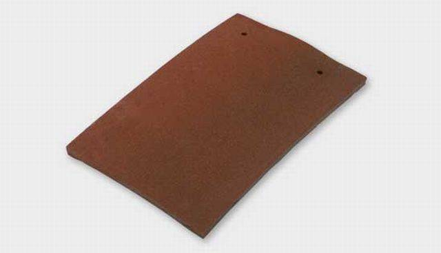 Acme double camber clay plain tiles