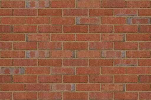 Priory Red Multi - Clay bricks