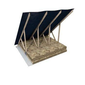 Knauf Insulation Loft Roll 40