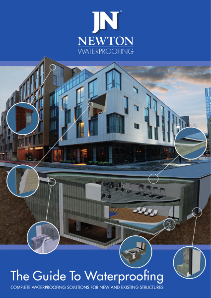 Newton Complete Guide To Waterproofing 2018