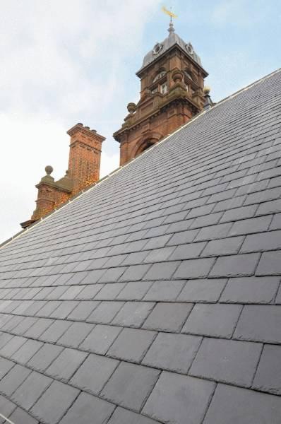 Welsh Slate Penrhyn Natural Roofing Slate