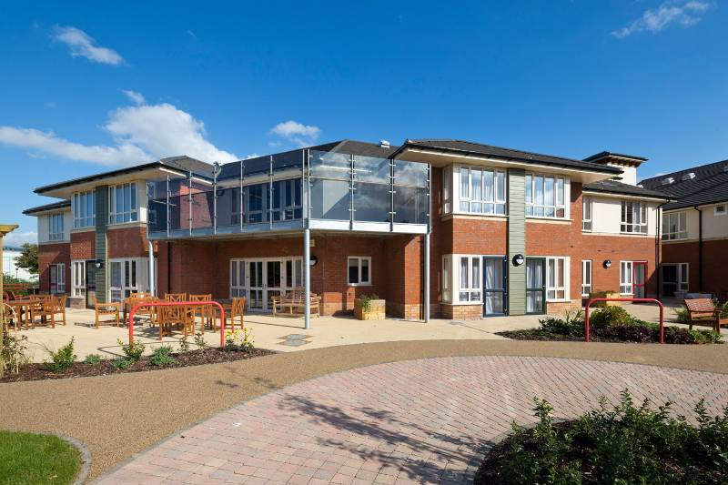Neaco specified for new care home