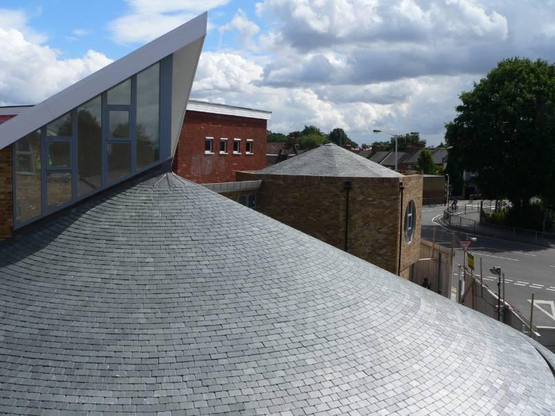 Woodside Green Christian Centre, Surrey, Riverstone, Ultra grade