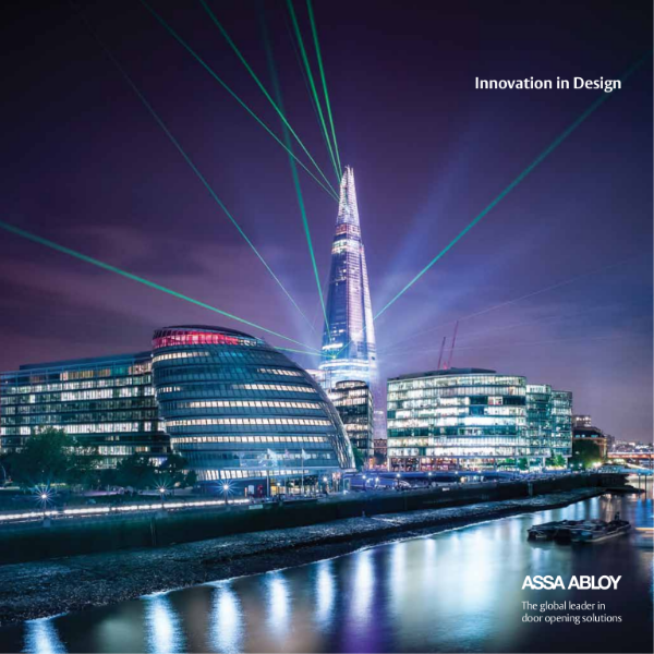 ASSA ABLOY UK Specification Capability Brochure