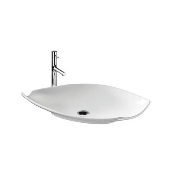 Stilaro 90cm Vessel Washbasin