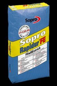 Sopro Rapidur FE 678 -Levelling screed