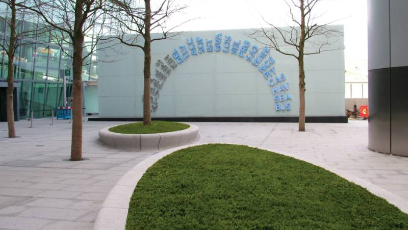 T5 Heathrow Airport, London