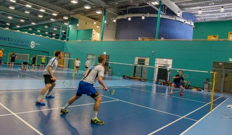 Scotstoun Sports Campus