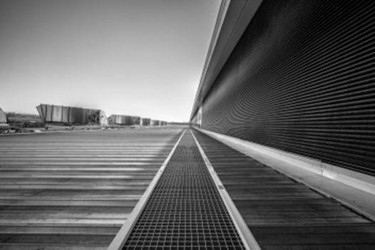 Ascent™ Aluminium Walkway System for Flat Roofs