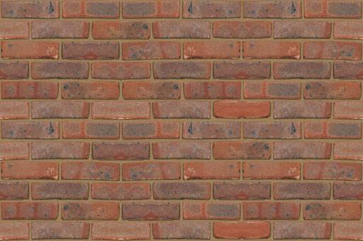 Hamsey Mixed Stock - Clay bricks