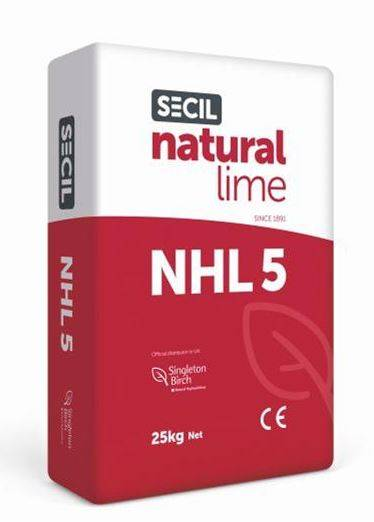 Secil Natural Lime NHL 5