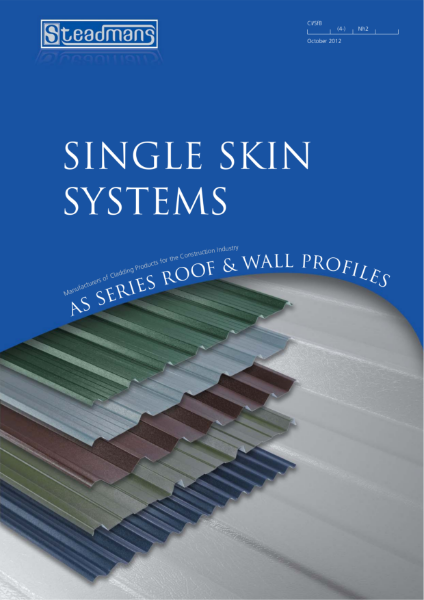 Single Skin Systems Brochure