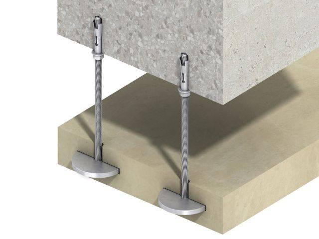 Ancon Soffit Fixing for Stonework
