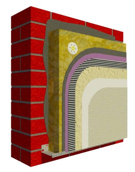 webertherm XM FM120 External Wall Insulation