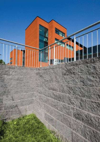 Anchor Vertica® Segmental Retaining Wall Blocks
