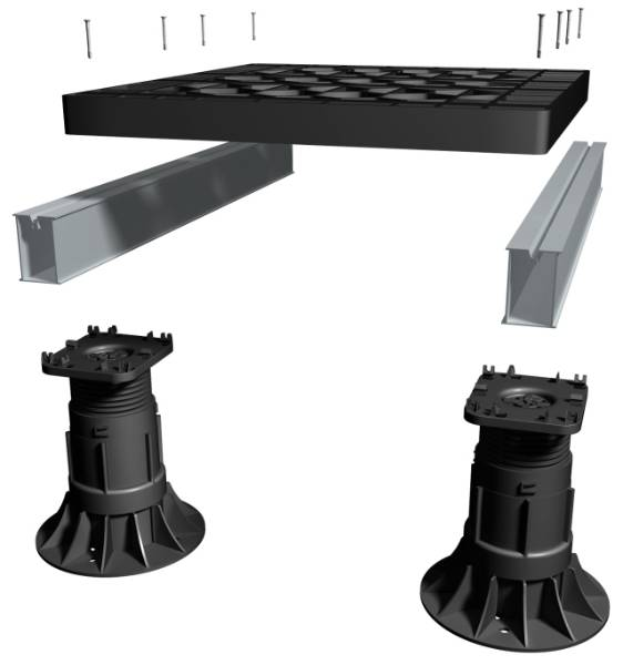 Paving Support Grates