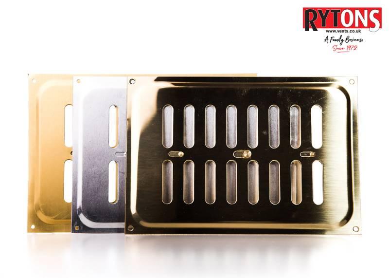 Rytons Metal Hit & Miss Ventilator Range