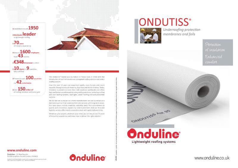 ONDUTISS AIR Membrane