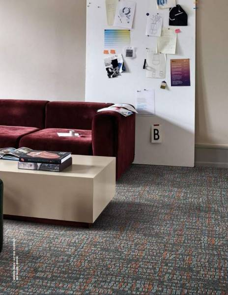 Works Dash, Hype, Flow and Geometry - Carpet Tile