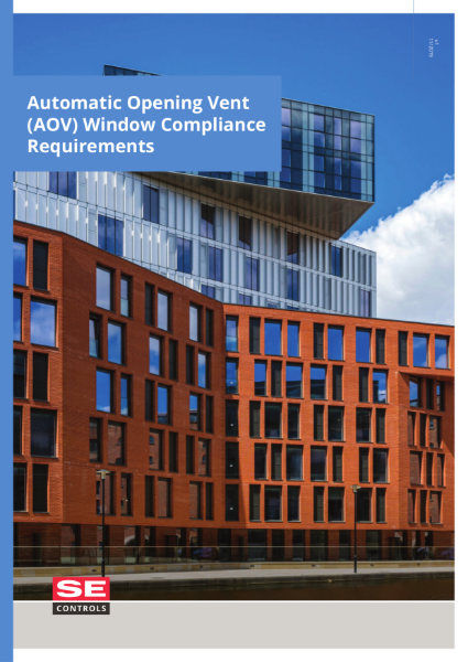Automatic Opening Vent (AOV) Window Compliance Requirements