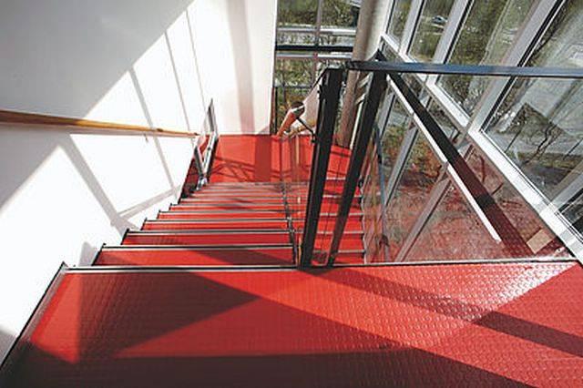 SaarFloor Noppe Stud Tiles