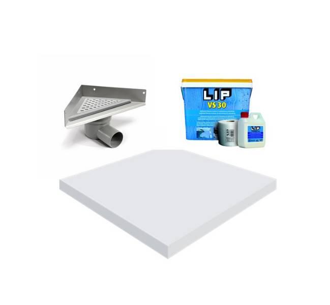 Unislope 2K Wetroom System