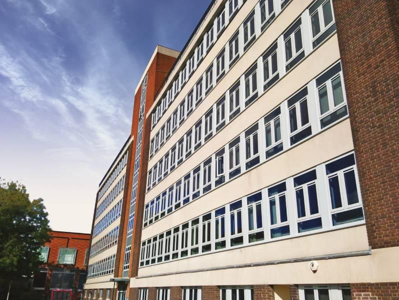 Kestrel Aluminium. Case Study: Solihull Metropolitan Borough Council Offices