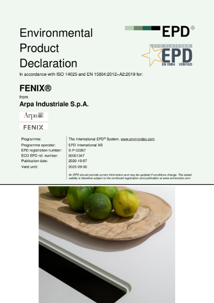 FENIX EPD