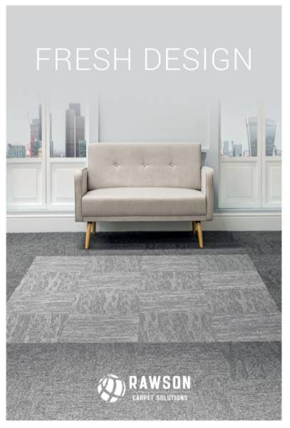 FRESH DESIGN - A visual tour of Rawson Carpet Solutions Products
