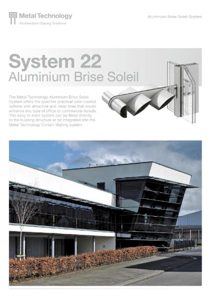 Aluminium Brise Soleil Solar Shading