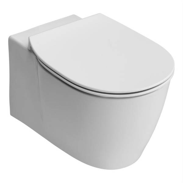 Santorini Wall Mounted WC Suite with Aquablade technology