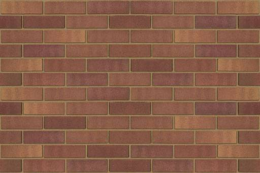 Tradesman Heather Mixture - Clay bricks