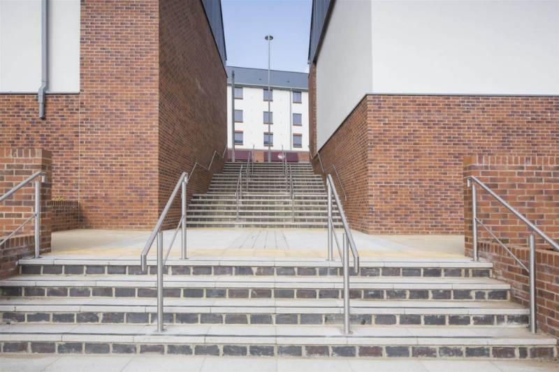 Princes Gate Retail Park -  £25 million regeneration project